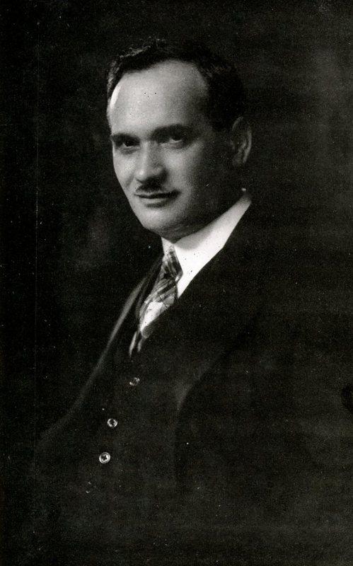 Yehuda-Leyb Cahan (1881-1937)