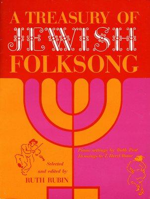 A Treasury of Jewish Folksong
