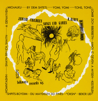 Jewish Children Songs ans Games