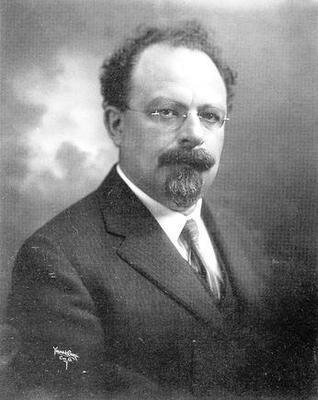 Avraham Tsevi Idelsohn (1882-1938)
